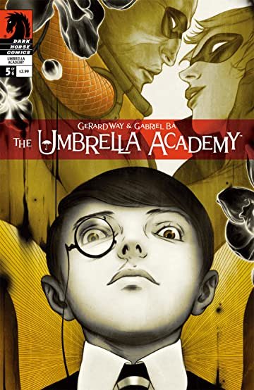 The Umbrella Academy: Apocalypse Suite No.5