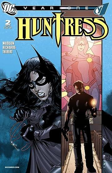 Huntress: Year One #2 (of 6)