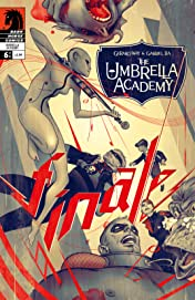 The Umbrella Academy: Apocalypse Suite No.6