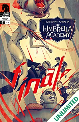 The Umbrella Academy: Apocalypse Suite #6
