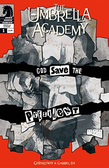 The Umbrella Academy: Dallas #1