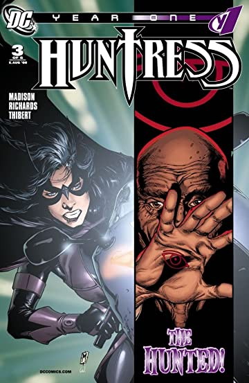 Huntress: Year One #3 (of 6)