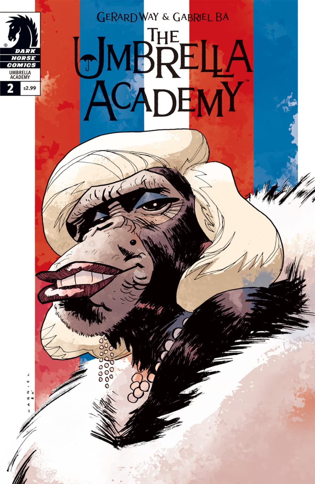 The Umbrella Academy: Dallas No.2