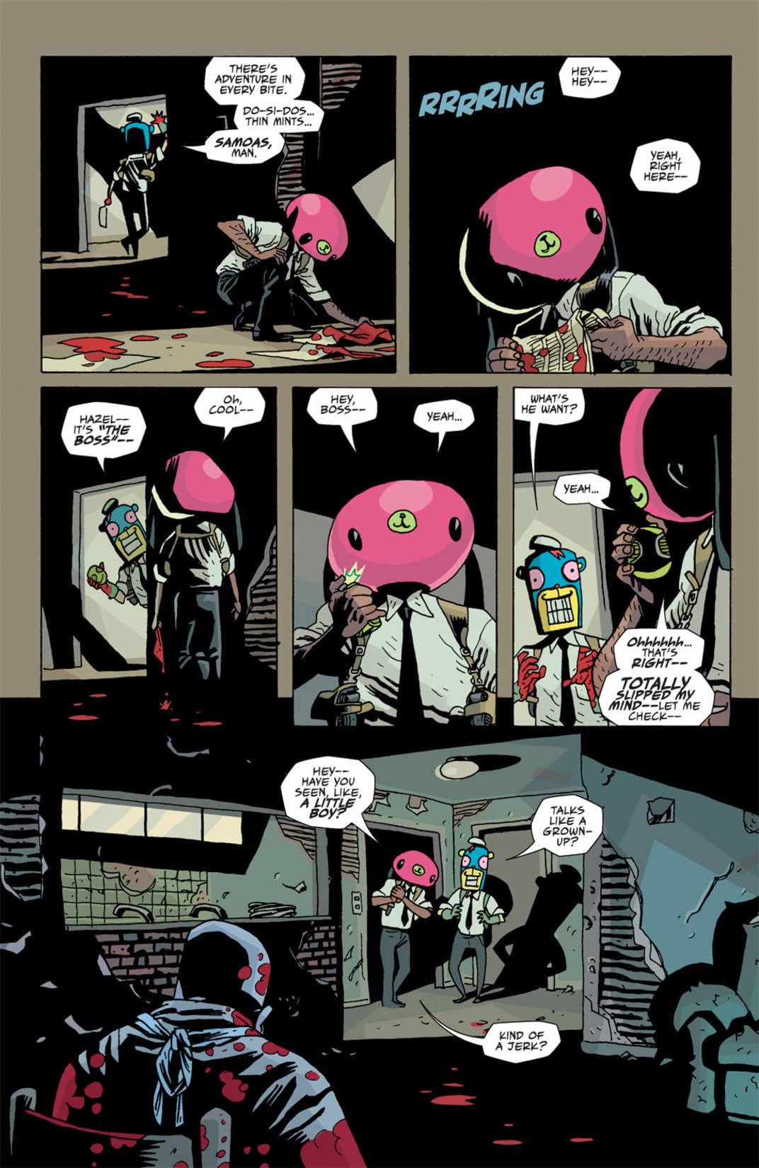 The Umbrella Academy: Dallas #2