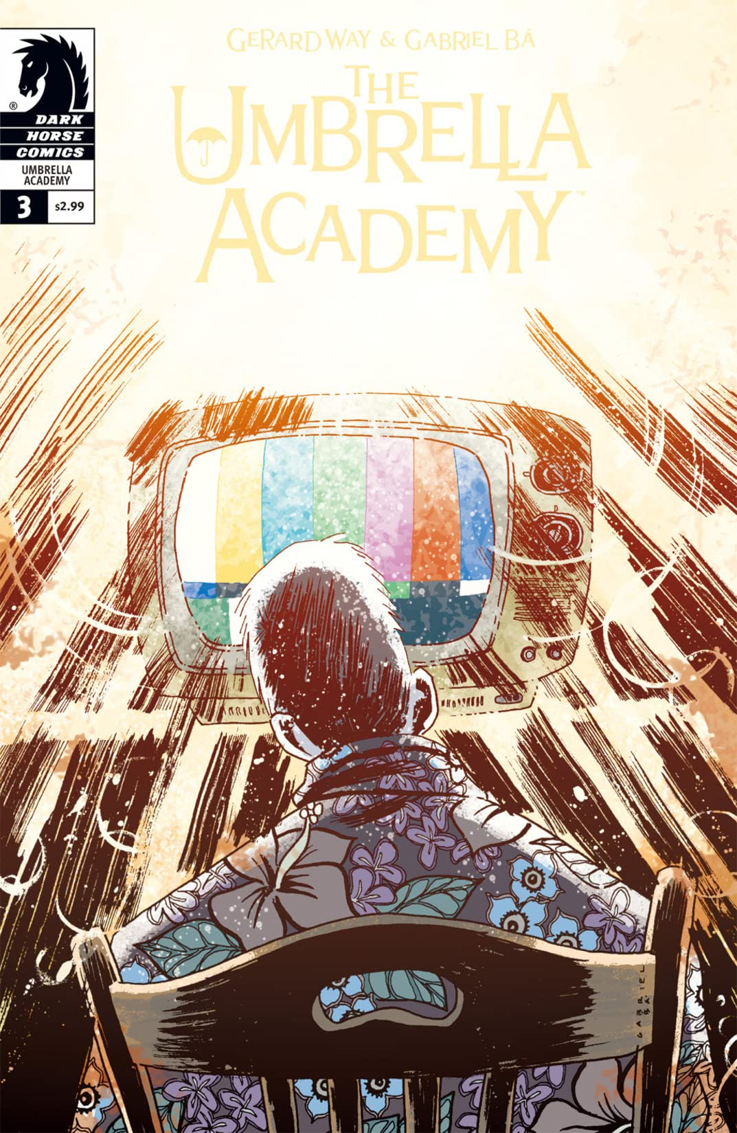 The Umbrella Academy: Dallas No.3