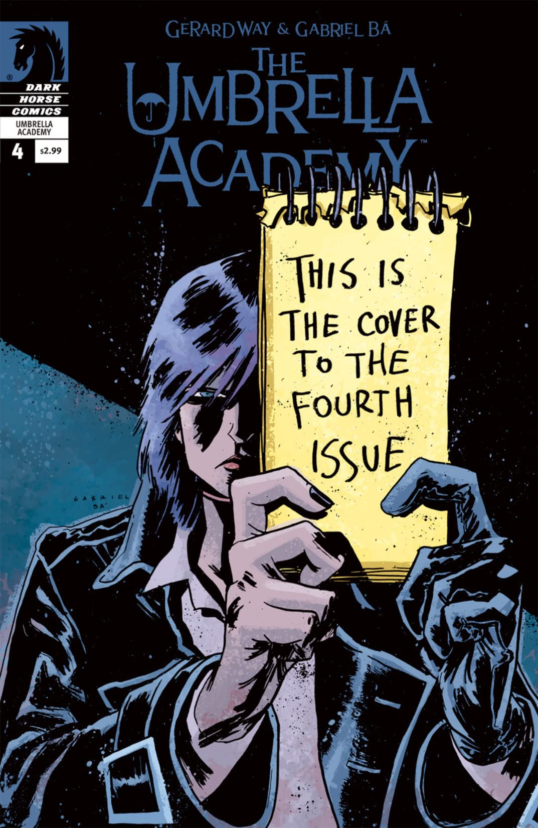 The Umbrella Academy: Dallas No.4