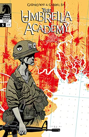 The Umbrella Academy: Dallas No.5