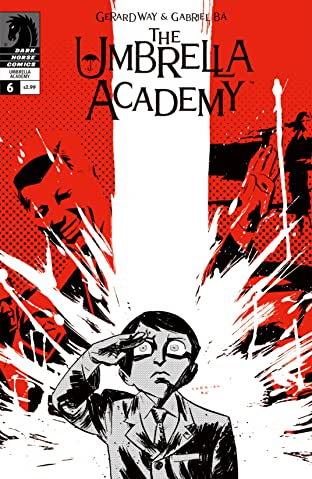 The Umbrella Academy: Dallas No.6