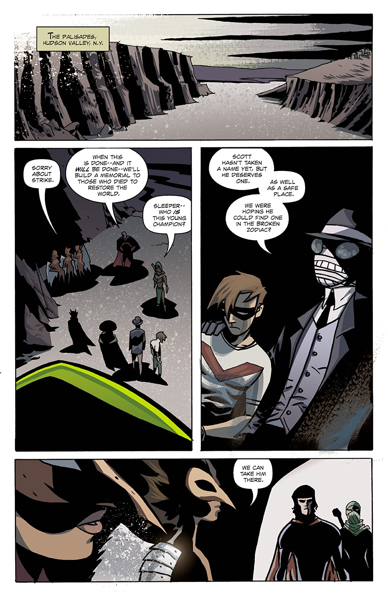 The Victories #12