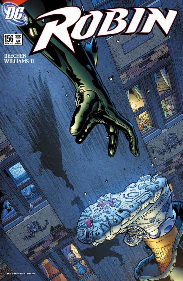 Robin (1993-2009) #156