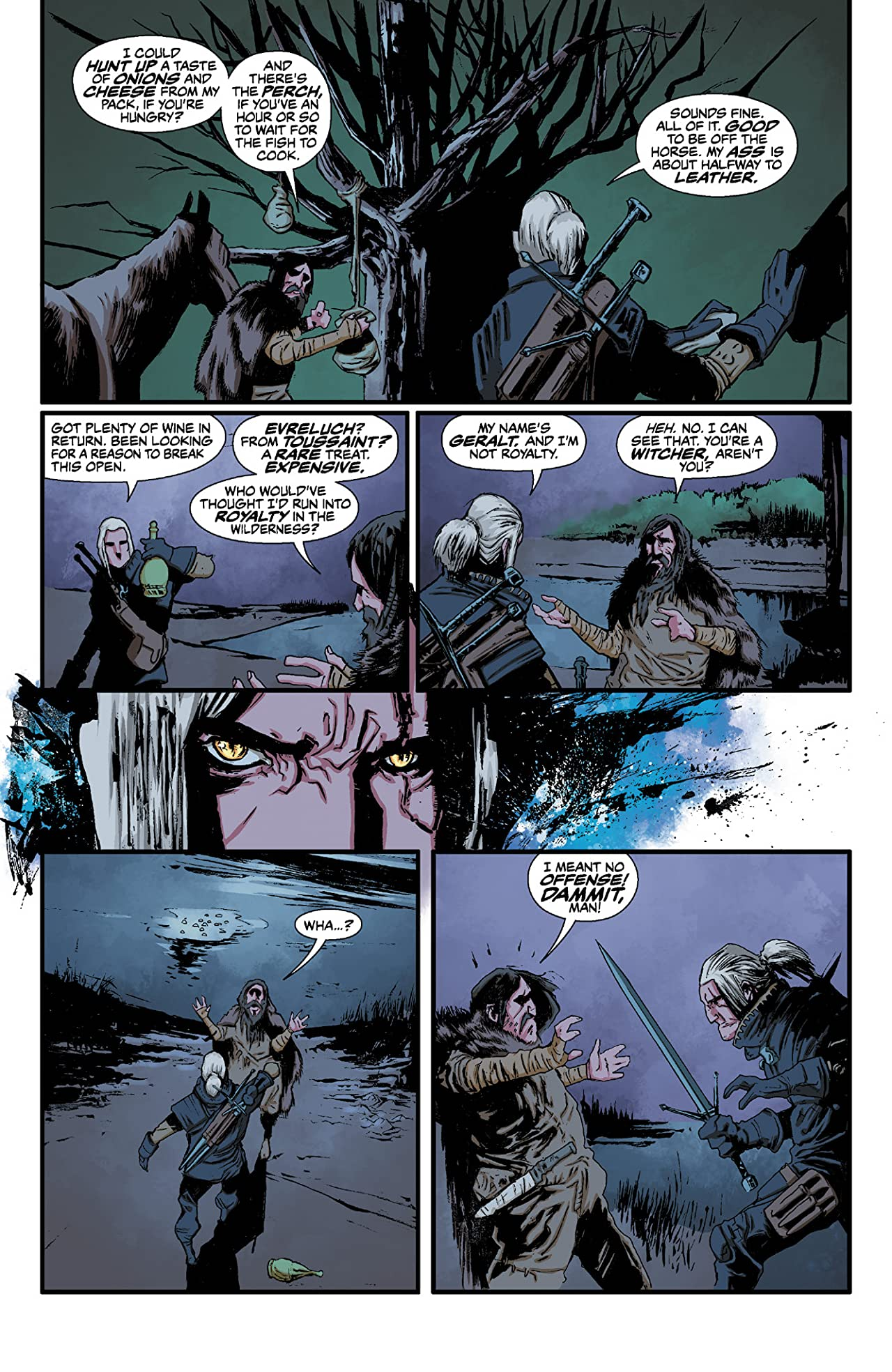 The Witcher #1