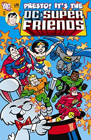 Super Friends (2008-2010) #26