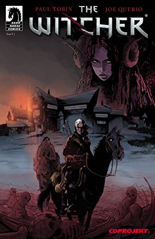 The Witcher (Polish) No.2