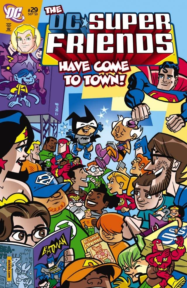 Super Friends (2008-2010) #29