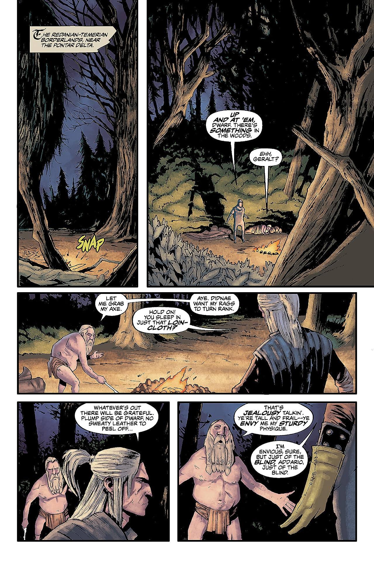 The Witcher: Fox Children No.1
