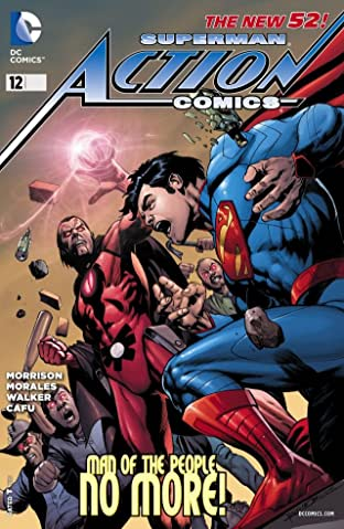 Action Comics (2011-2016) No.12