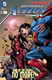 Action Comics (2011-) #12