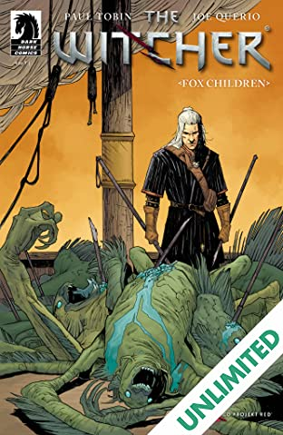 The Witcher: Fox Children #4