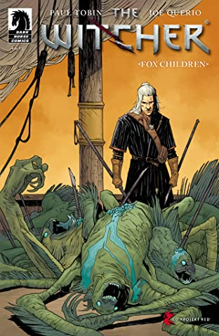 The Witcher: Fox Children No.4