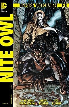 Before Watchmen: Nite Owl #2 (of 4)