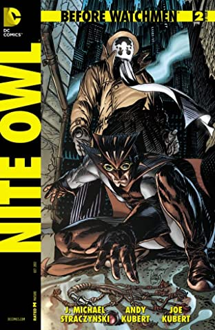 Before Watchmen: Nite Owl #2 (of 4)
