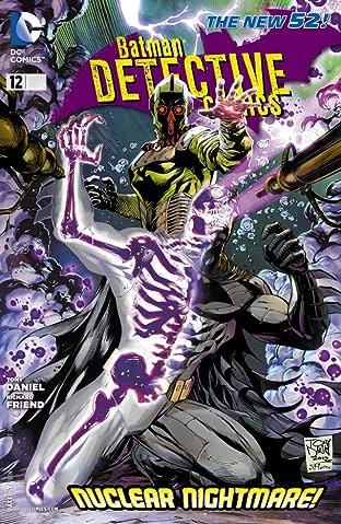 Detective Comics (2011-) #12