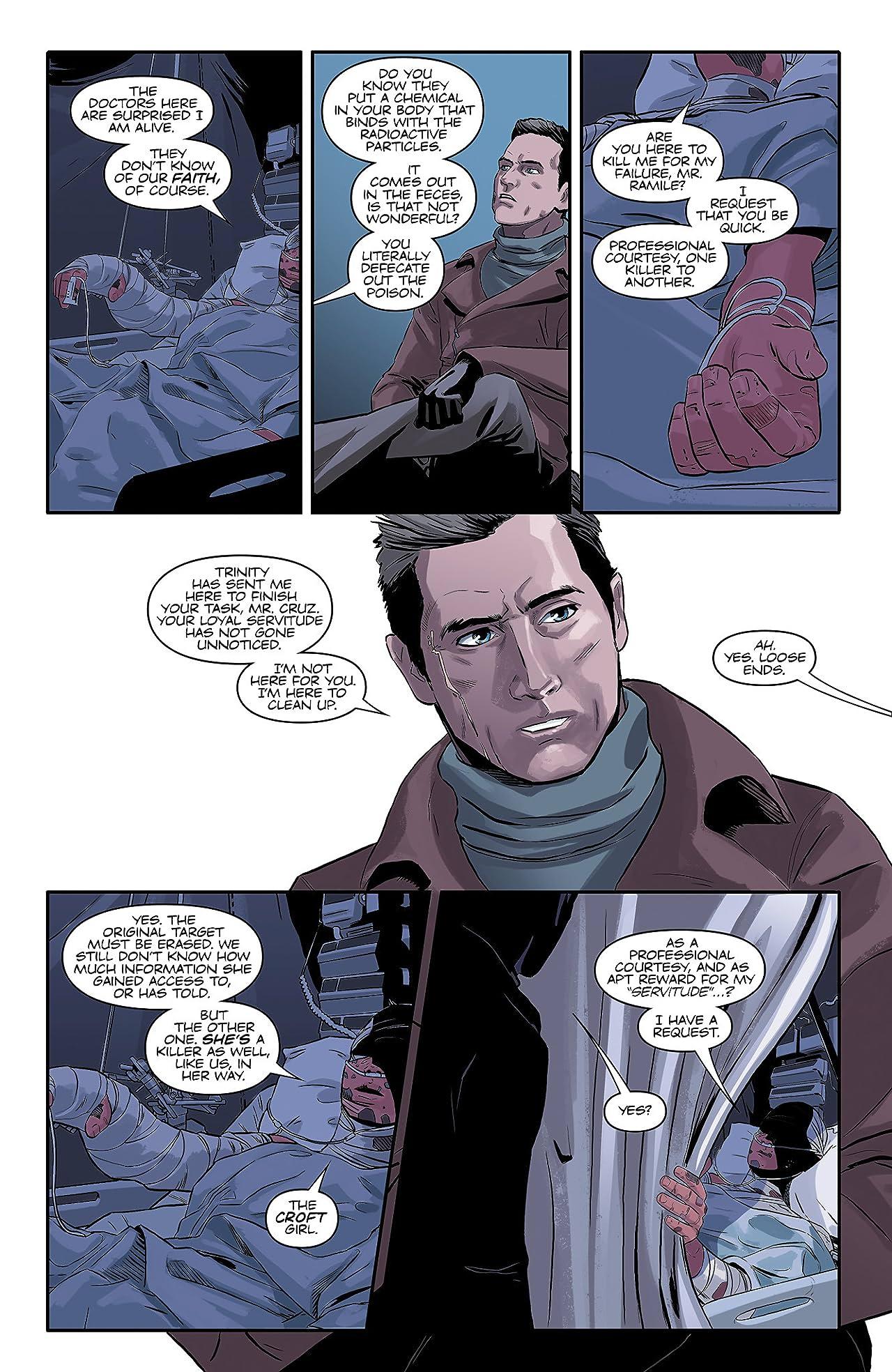 Tomb Raider #11
