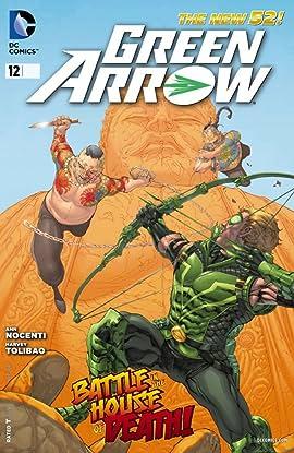 Green Arrow (2011-2016) No.12