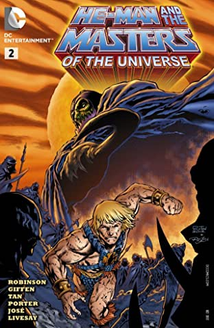 He-Man and the Masters of the Universe #2 (of 6)