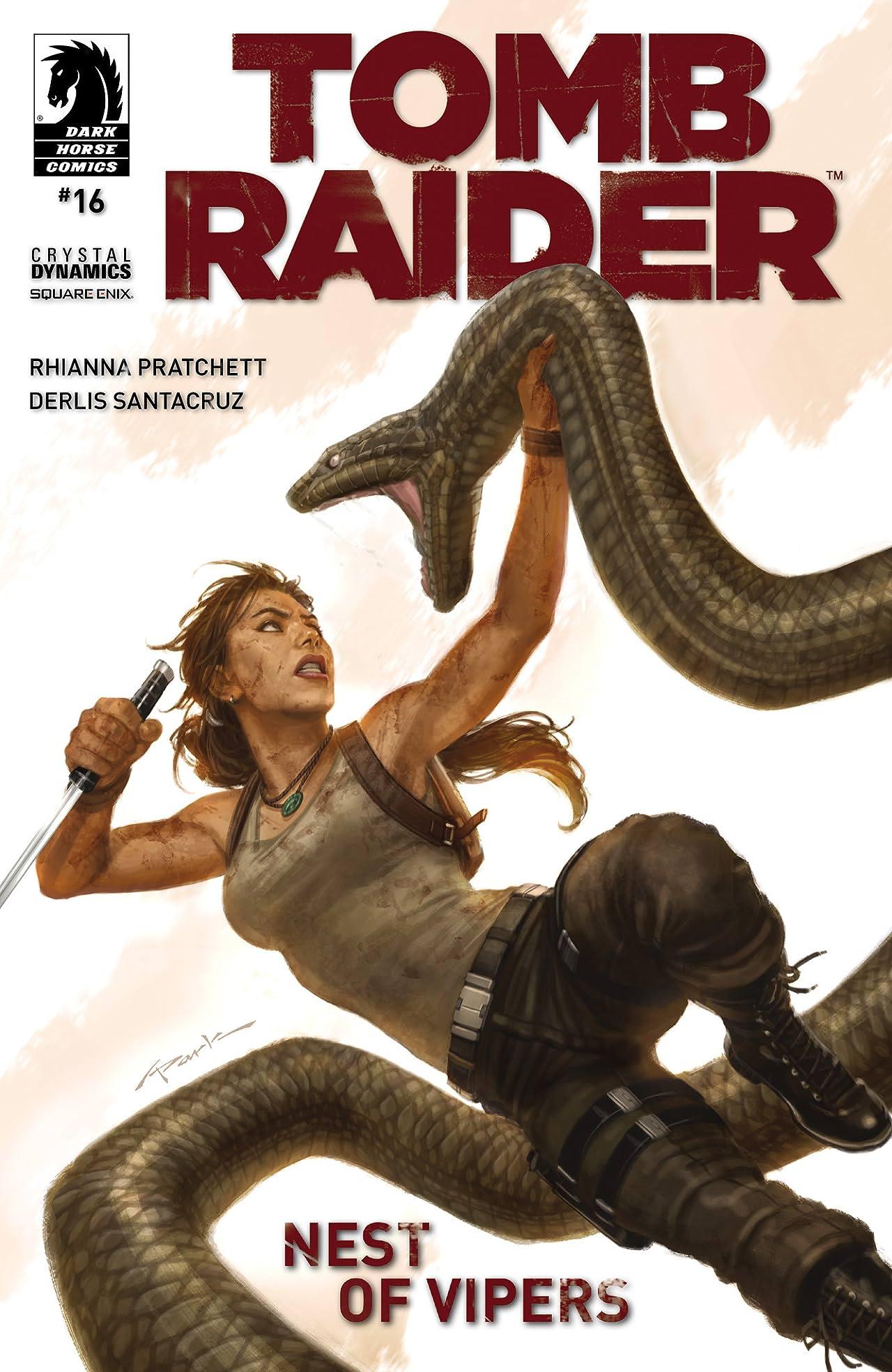 Tomb Raider #16