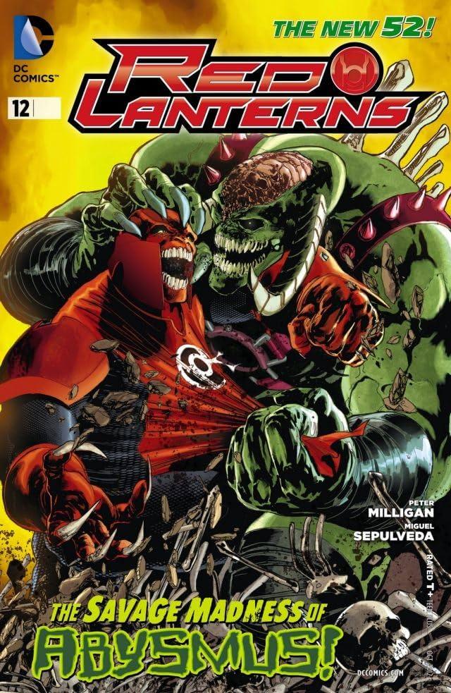 Red Lanterns (2011-2015) #12