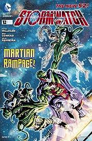 Stormwatch (2011-2014) #12