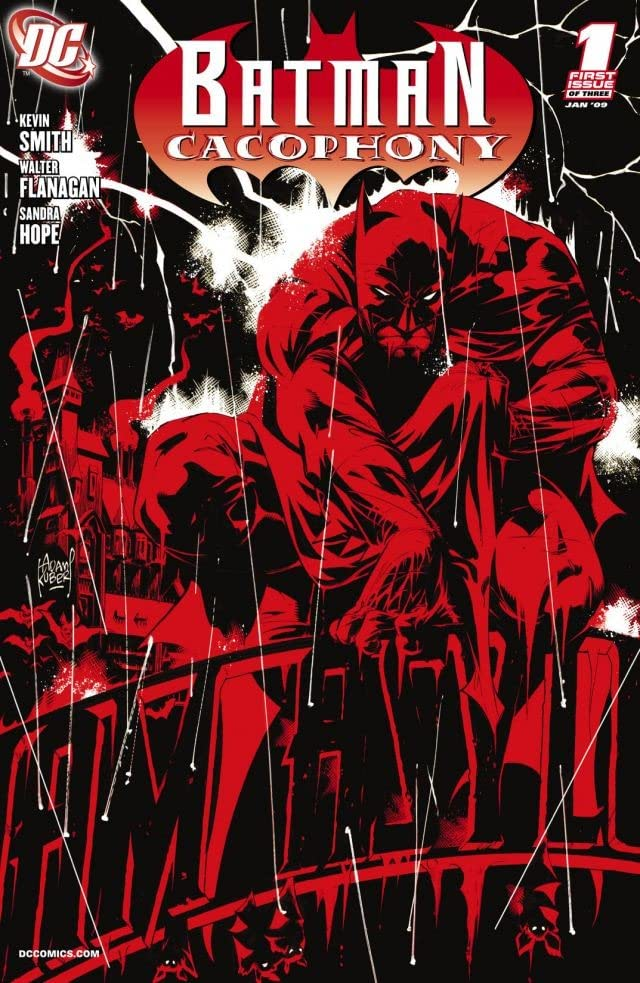 Batman: Cacophony #1 (of 3)