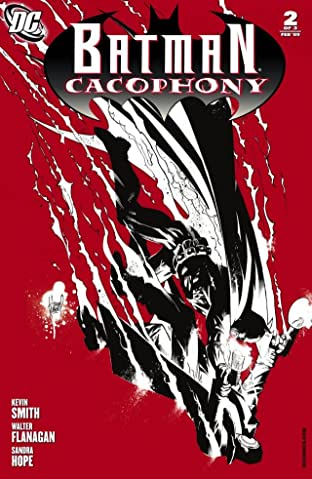 Batman: Cacophony #2 (of 3)