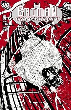Batman: Cacophony #3 (of 3)