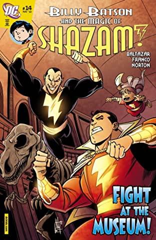 Billy Batson and the Magic of Shazam! No.14