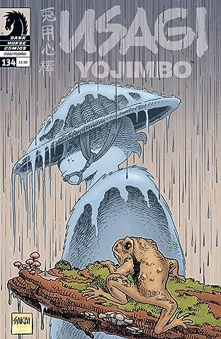 Usagi Yojimbo #134