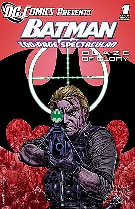 DC Comics Presents: Batman - Blaze of Glory No.1