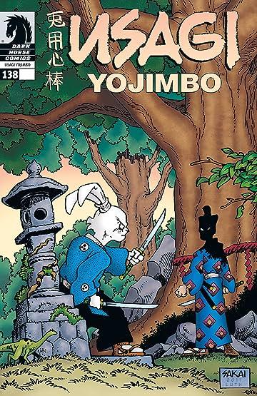 Usagi Yojimbo #138
