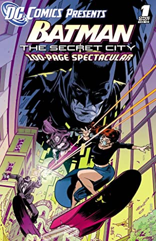 DC Comics Presents: Batman - the Secret City No.1