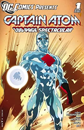 DC Comics Presents: Captain Atom No.1