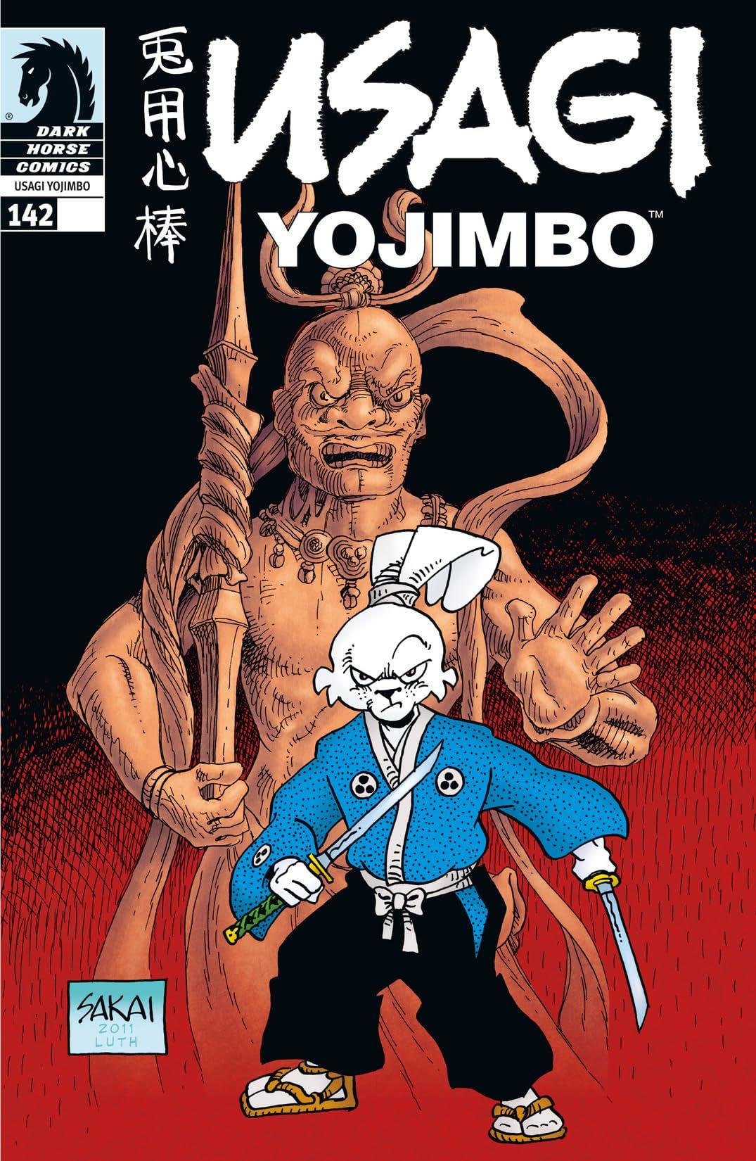 Usagi Yojimbo #142