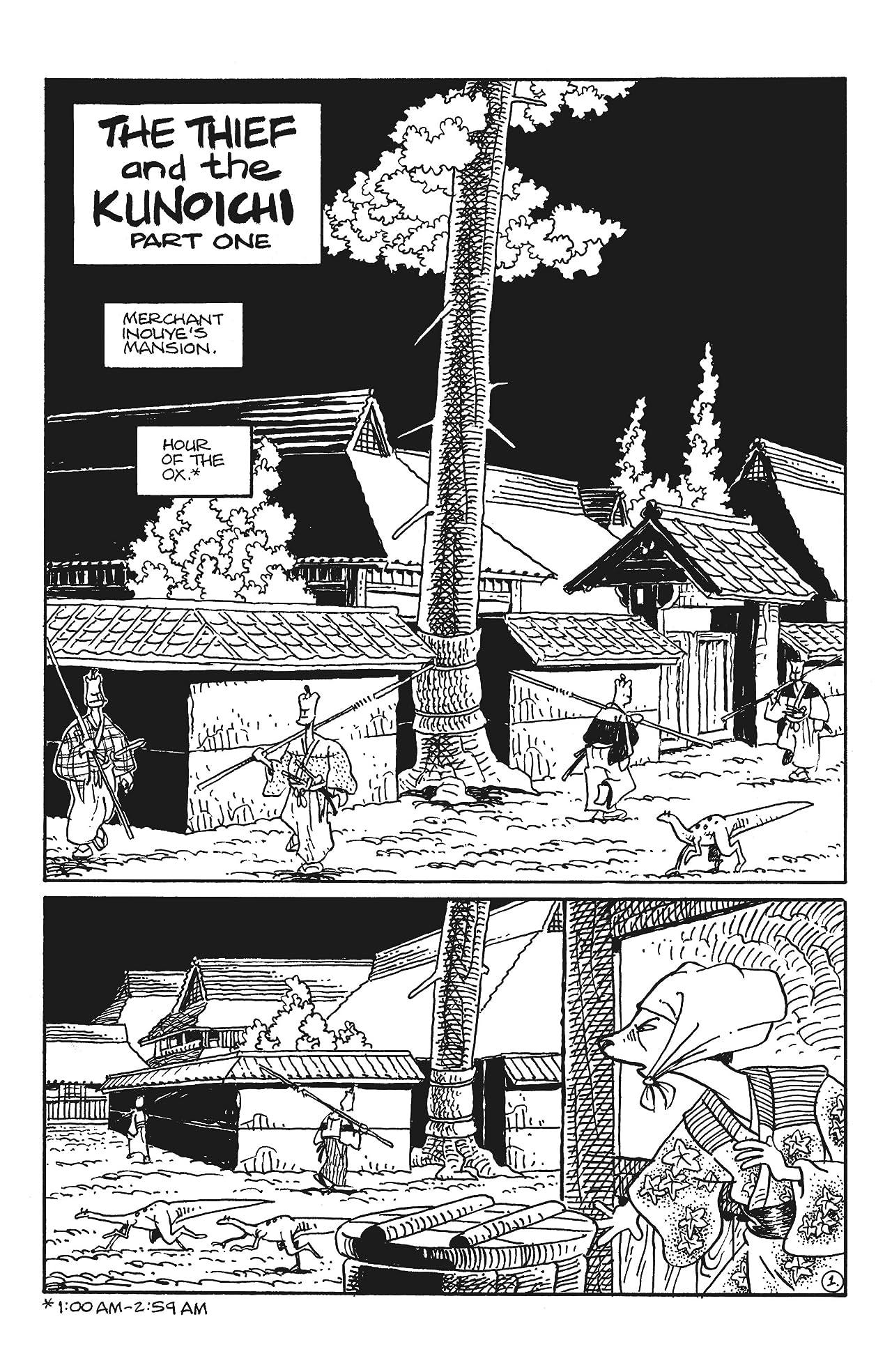Usagi Yojimbo #145