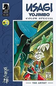 Usagi Yojimbo Color Special #5: The Artist