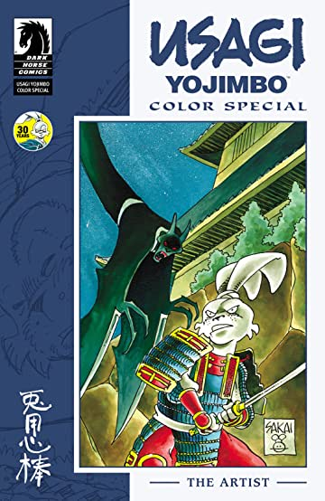 Usagi Yojimbo Color Special #5: The Artist