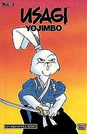 Usagi Yojimbo Vol. 1 #1