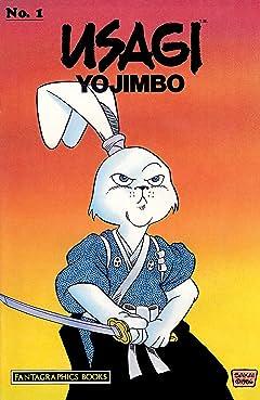 Usagi Yojimbo Tome 1 No.1