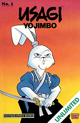 Usagi Yojimbo Vol. 1 #1