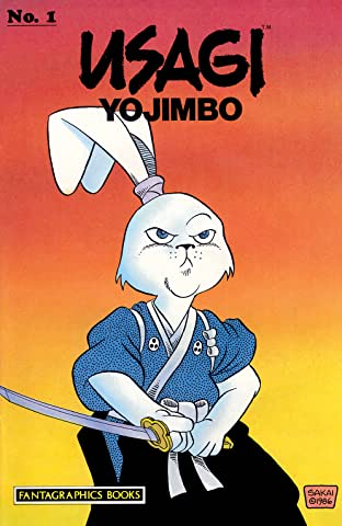 Usagi Yojimbo Tome 1 No.1