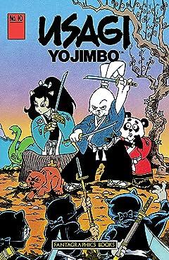 Usagi Yojimbo Tome 1 No.10